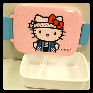 hello kitty bento box